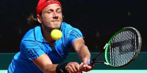 Davis Cup - Quarter-Final - Italy vs France