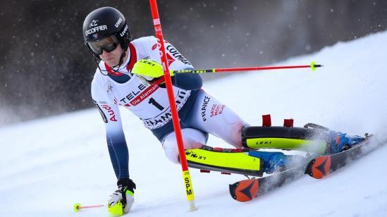 ALPINE SKIING : Fis World Cup - slalom, men - Chamonix - 08/02/2020